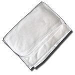 Blank Interlock Cotton Blanket