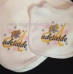 Blanket & Bib Gift Set