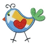 Applique Chick2