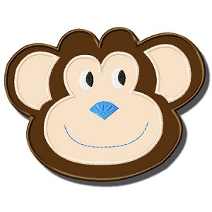 Applique Monkey C