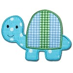 Turtle4 Applique