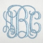 #300 Viney Monogram