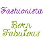 Born Fabulous/Fashionista