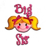 Big Sis Applique 2