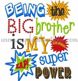 Super Hero Big Brother